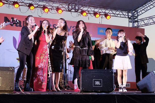 Phương Ly được người hâm mộ tại Nhật gọi là mỹ nhân người Việt
