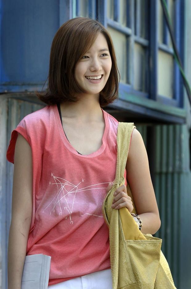 """Vì vai diễn trong Cinderella Man, Yoona đã quyết định hi sinh mái tóc dài đã trở thành """"thương hiệu"""" của bản thân."""