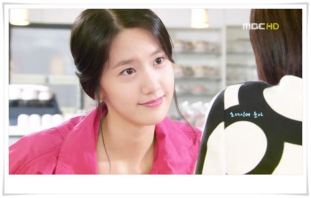 Vẻ đẹp trong veo của Yoona trong lần đầu lấn sân diễn xuất.