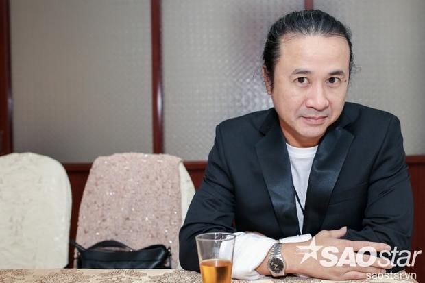 HLV Lê Minh Sơn trong phòng chờ