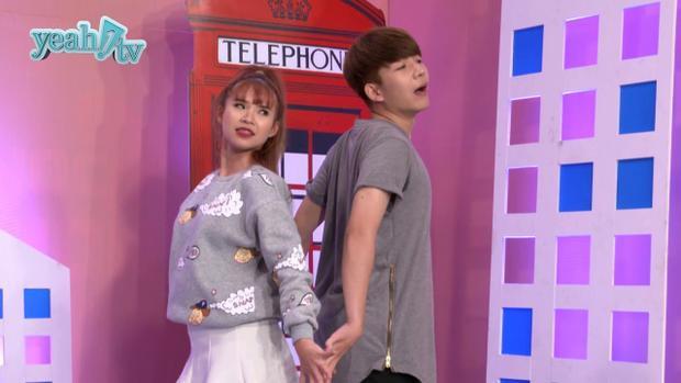 Khởi My và kelvin Khánh - Cặp đôi được fan yêu thích của kênh Yeah1 TV.