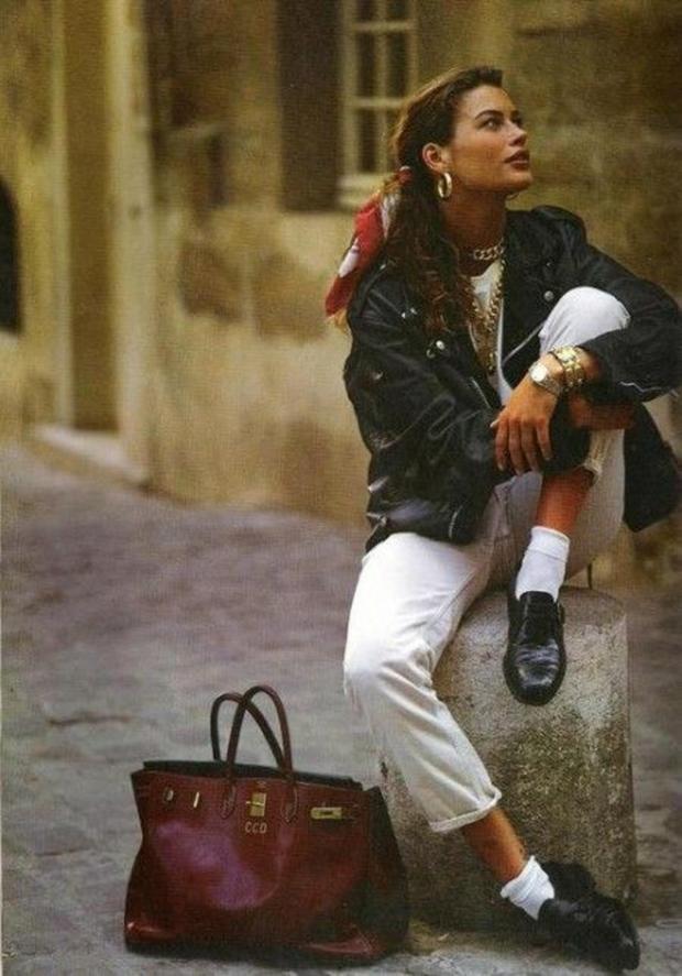 Những mẫu túi xách Birkin đầu tiên của Hermès.