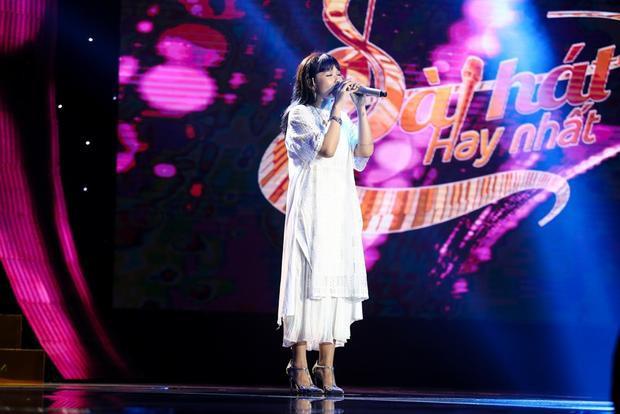 """Sau thành công với Bốn chữ lắm song ca cùng Trúc Nhân, Trương Thảo Nhi lựa chọn Sing My Song làm """"bến đỗ""""."""