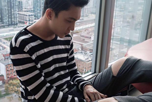 B Trần chia sẻ về mối lương duyên với Chi Pu và sở thích làm biên kịch