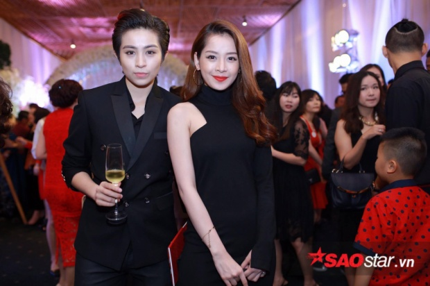 Chi Pu và Gil Lê.