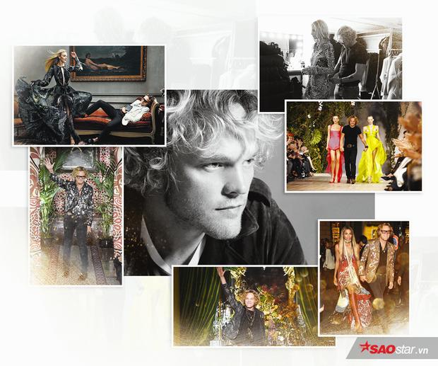 Peter Dundas là một trong những nhà thiết kế tài năng của làng thời trang thế giới.