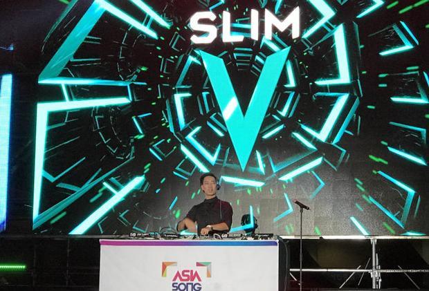 Slim V  Một năm chạy đà ấn tượng để bùng nổ vào 2017