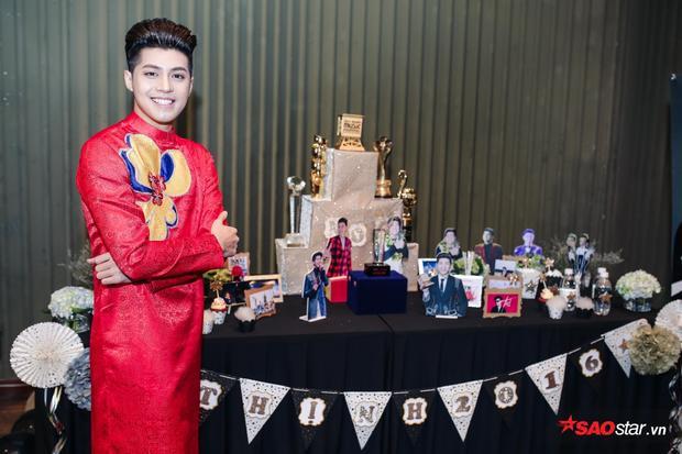 Là một trong những cái tên nhận được nhiều sự quan tâm nhất trong năm 2016, Noo Phước Thịnh ngày càng khẳng định khả năng lẫn vị trí là một ngôi sao hạng A trong làng giải trí Việt hiện nay.