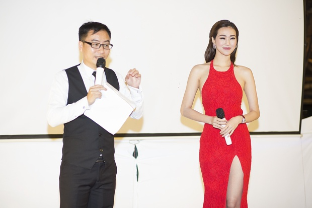 Tình xuyên biên giới là dự án phim điện ảnh hợp tác giữa Trung Quốc và Việt Nam với các diễn viên Mã Đức Chung, Khánh My, Lưu Lực Dương, Vương Đại Trị, Cát Phượng…