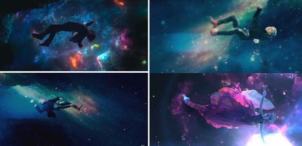 """Doctor Strange hay """"sinh vật kỳ lạ"""" đến từ hành tinh khác Katy Perry? (Nguồn: US-UKers in Vietnam)"""