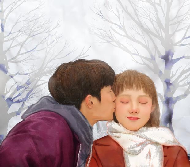 Ngay lúc này, viễn cảnh về cái kết đã ngập trong đầu những fan phim Hàn Quốc rồi. (Nguồn: Tumblr)