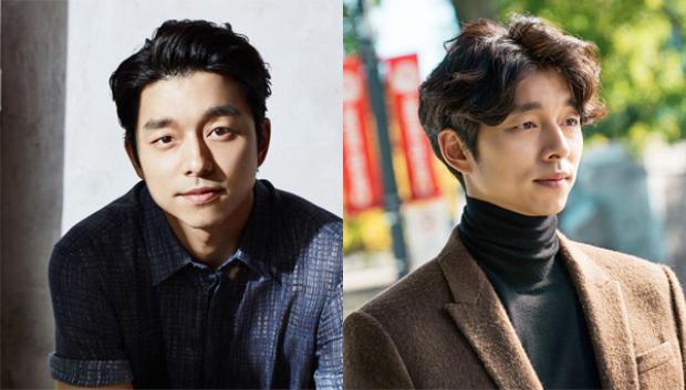 """Ông chú yêu tinh Kim Shin (vai diễn của Gong Yoo trong Goblin) vô cùng bảnh bao với kiểu tóc 2 mái uốn xoăn bồng bềnh. Không những giúp Gong Yoo """"hồi teen"""" xuất sắc, kiểu tóc này còn vô cùng phù hợp với tủ đồ hiệu thời thượng của nam diễn viên."""
