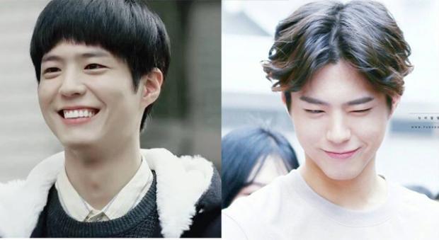 """Tạm biệt mái ngố siêu """"ngơ"""" trong Reply 1988, Park Bo Gum với mái rẽ ngôi uốn xoăn trông đẹp trai hơn nhiều"""