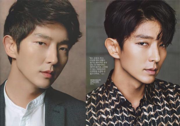 Cùng 1 góc mặt, rõ ràng chỉ thay đổi kiểu tóc 1 chút cũng giúp Lee Joon Ki thu hút và manly hơn hẳn đúng không?