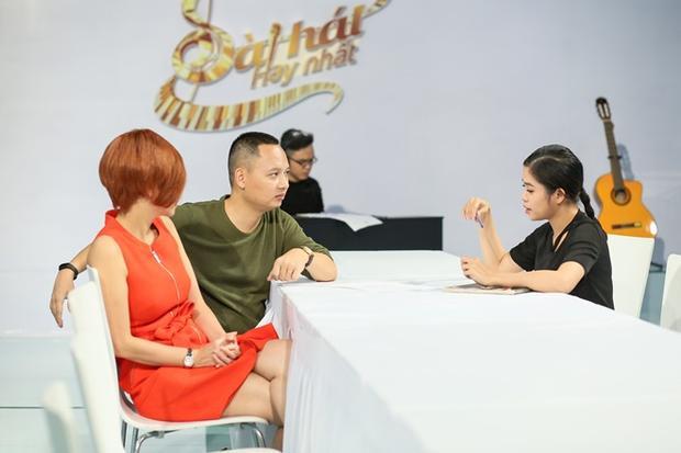 Hồng Ngọc không phục với kết quả Nguyễn Hải Phong chọn Vicky Nhung đi tiếp.