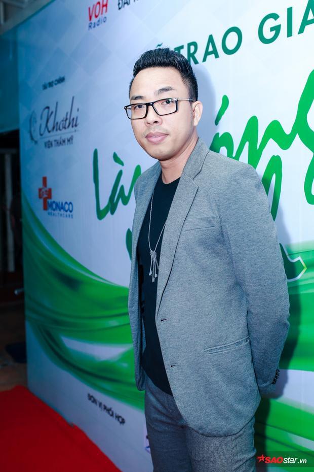 Nhạc sĩ Nguyễn Hồng Thuận.