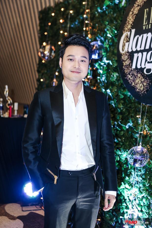 Ca sĩ Quang Vinh cũng góp mặt trong một vai trò đặc biệt tại sự kiện này.