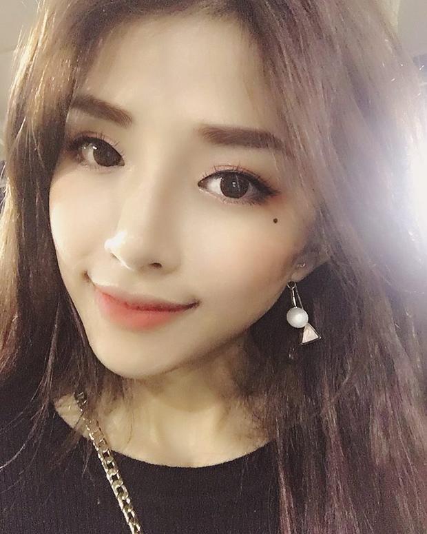 Vẻ ngoài xinh đẹp của Huỳnh Khánh Vy.