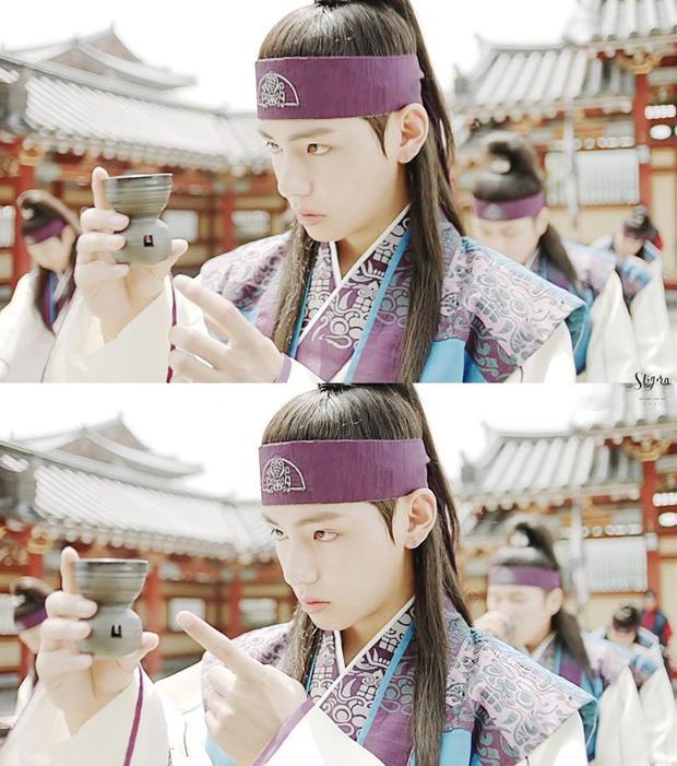 Tính cách của Hansung luôn khác lạ so với các Hwarang khác.