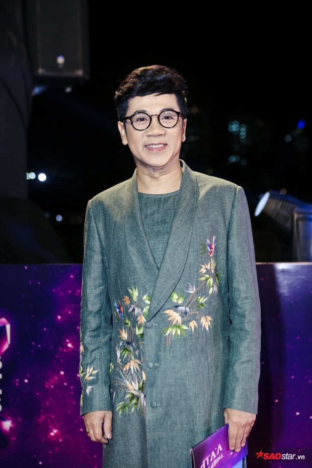 Nghệ sĩ Thành Lộc.