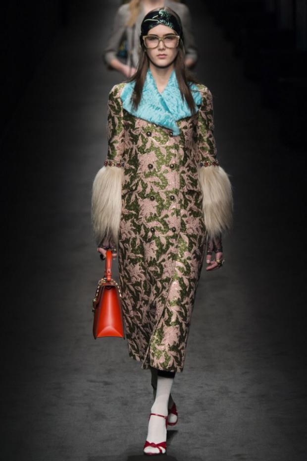 Gucci cũng là một trong những thương hiệu đi đầu trong trào lưu siêu hot này!