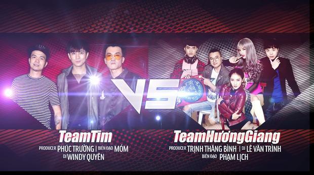 Đều nhận được sự góp ý của bộ đôi giám khảo Dương Khắc Linh và Lưu Thiên Hương ở cùng một chủ đề, Tim và Hương Giang sẽ là hai chiến binh tiếp theo đối đầu nhau tại Hòa âm ánh sáng mùa thứ 3.