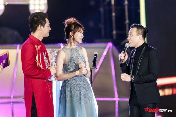Hari Won hạnh phúc bên cạnh Trấn Thànhvà giải thưởng danh giá trong sự nghiệp.