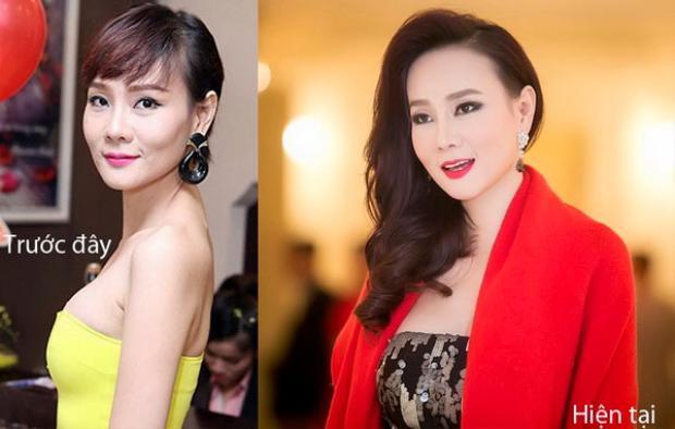 Nhờ phương pháp này, Dương Yến Ngọc trông trẻ trung và xinh đẹp hơn hẳn