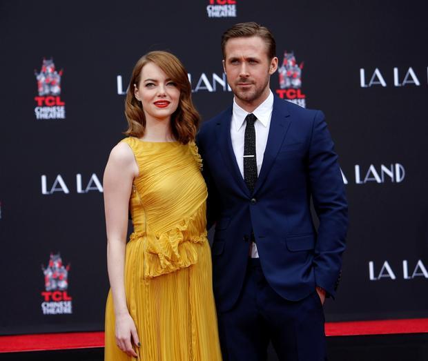Emma Stone và Ryan Gosling.