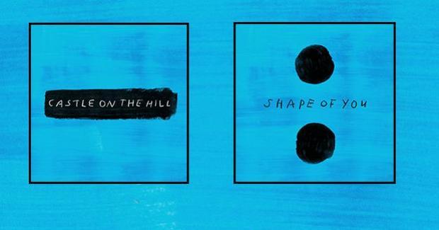 Hai single đầu tiên từ album Divide của Ed: Shape of You và Castle on The Hill
