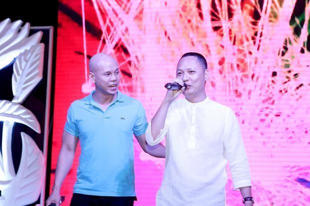 Nguyễn Hải Phong, Bùi Công Nam quậy tưng sinh nhật Phan Mạnh Quỳnh