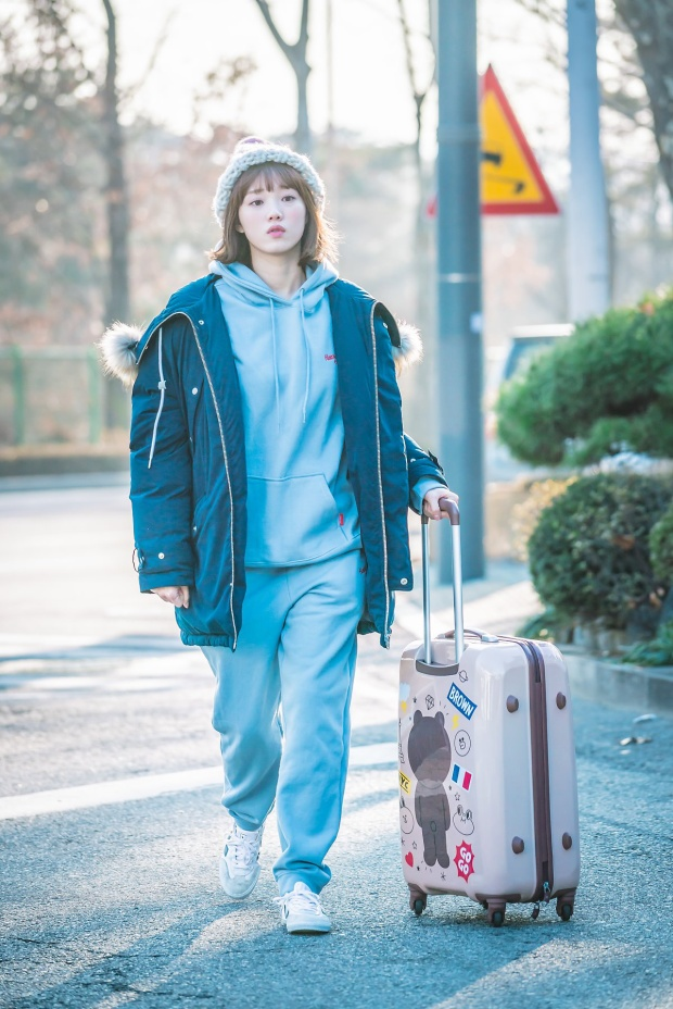 Bok Joo khăn gói đến trường Taereung tập luyện, mở ra tháng ngày yêu xa của cặp đôi Kình - Tạ.