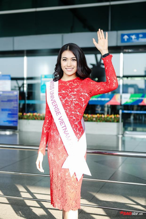 """Chuẩn bị kỹ lưỡng tất cả các kỹ năng cần thiết, Lệ Hằng đã sẵn sàng """"chinh chiến"""" tại Miss Universe 2016."""
