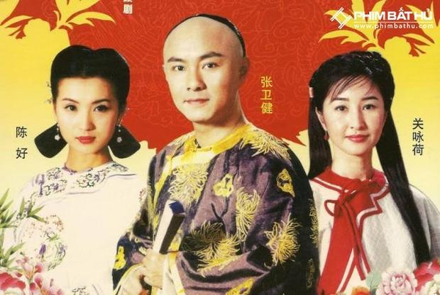 Từ Như Ý Cát Tường đến Trương Tam Phong, có 8x hay 9x nào mà không biết Trương Vệ Kiện?