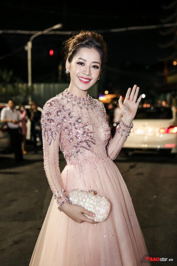 Nữ diễn viên xinh đẹp Chi Pu.