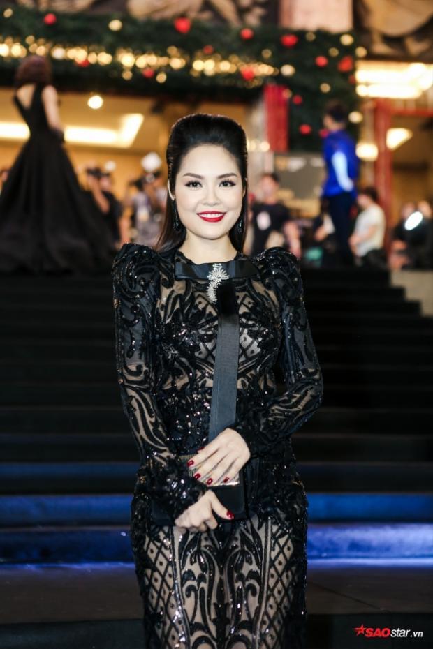Nữ ca sĩ Nhật Kim Anh.