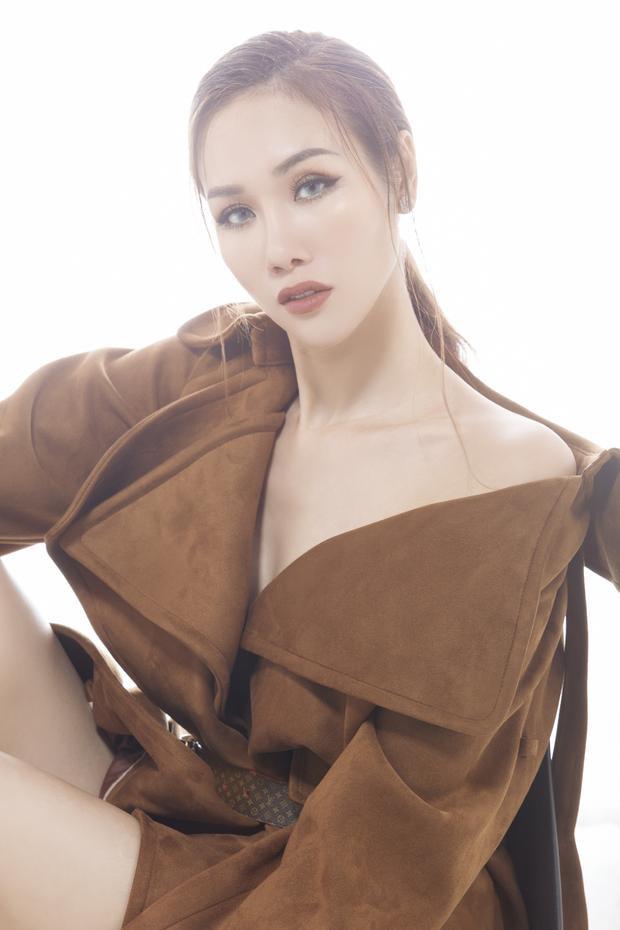 Nhìn nhan sắc vô cùng quyến rũ của Kim Nguyễn, ít ai nghĩ cô là mẹ của hai con nhỏ.