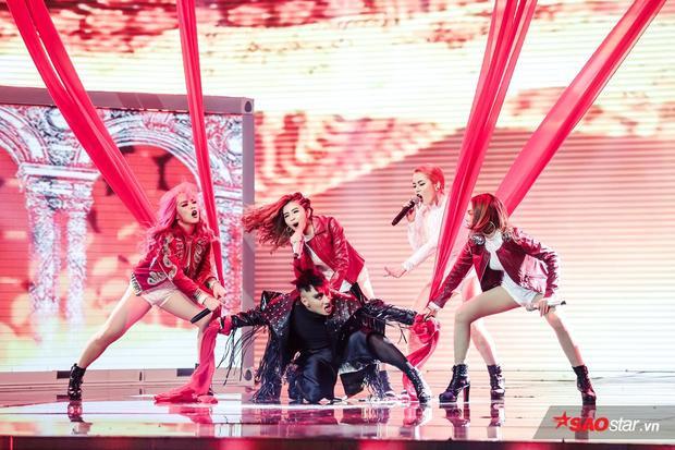 Tham vọng lột xác với Hồ Thiên Nga, S Girls vẫn không thể thuyết phục được khán giả Remix New Generation
