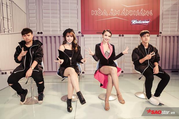 Team Yến Trang.