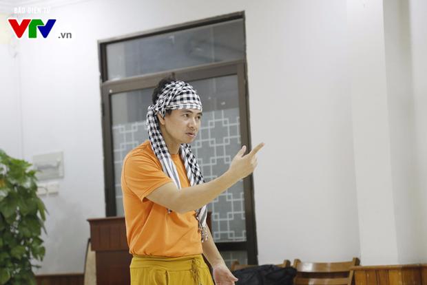 Với chiếc khăn rằn Nam Bộ, liệu tạo hình của Nam Tào 2017 sẽ khác biệt?
