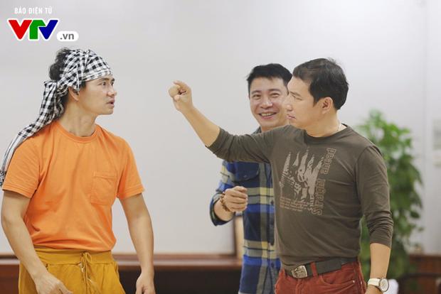 Phần tập luyện giữa Táo Quang Thắng với Nam Tào và Bắc Đẩu được luyện tập kỹ lưỡng.