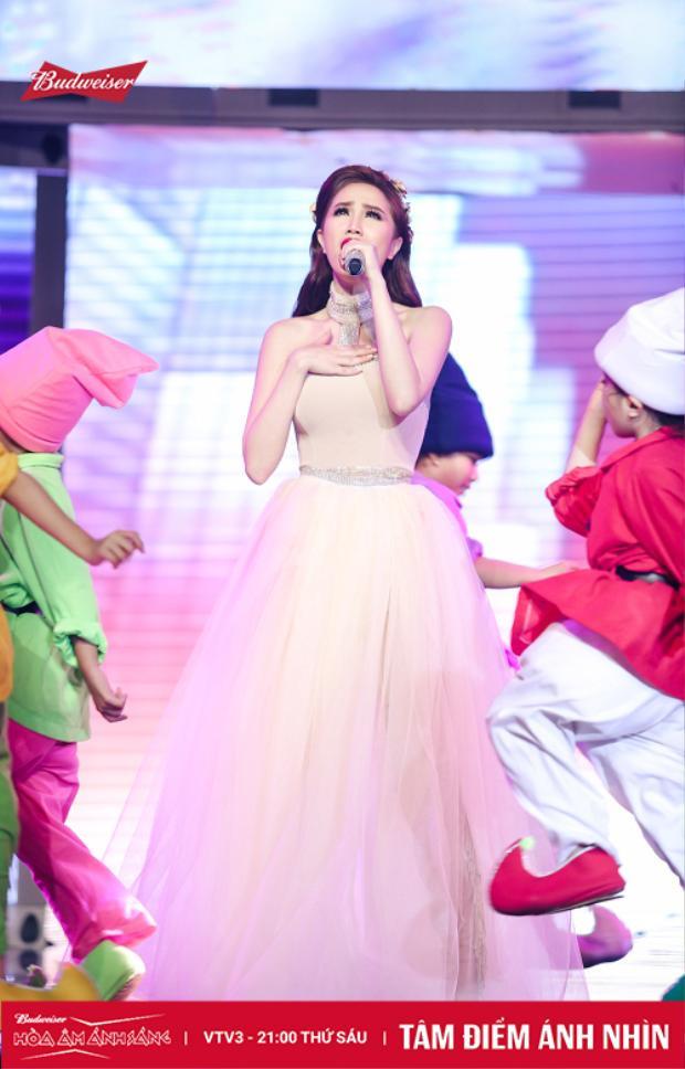Công chúa siêu quậy Bảo Thy giành chiến thắng thuyết phục với ký ức tuổi thơ đẹp nhất cuộc đời
