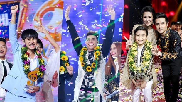 Cả Sing My Song, The Remix hay The Voice Kids đều là những đối tác truyền thông đặc biệt của Saostar.