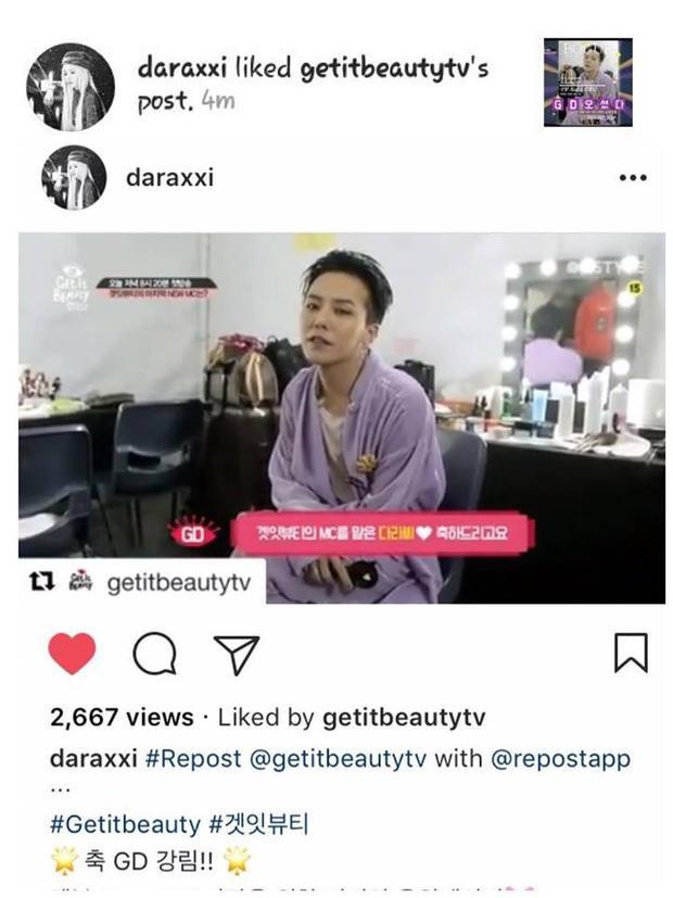 Lần đầu được GD khen nên mợ đăng hẳn lên instagram của mình luôn.