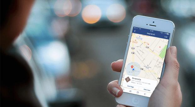 Cập nhật nóng hổi: Facebook chính thức hỗ trợ người dùng tìm wifi miễn phí