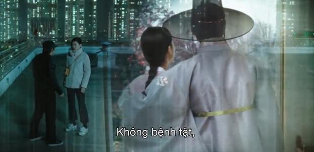 Người cá Shim Chung khi đối mặt với sát nhân Ma Dae Young