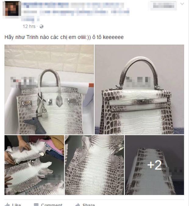 Nếu bạn không có vài tỷ để mua túi xịn như các mỹ nhân Vbiz, hãy đến với hàng super-fake Quảng Châu với cái giá rẻ hơn tỷ lần.