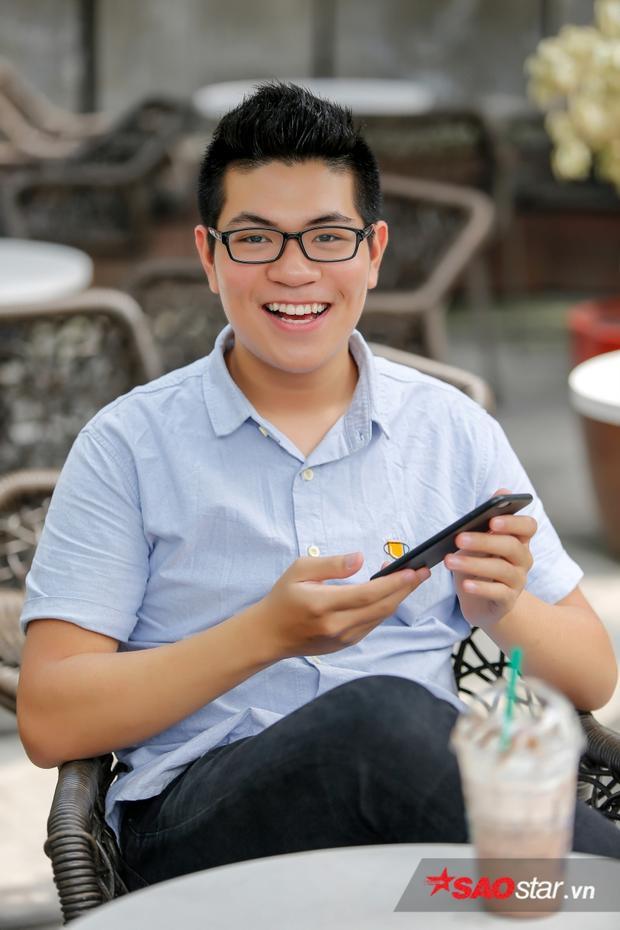 Ngô Anh Đạt, 16 tuổi, đến từ Hà Nội.