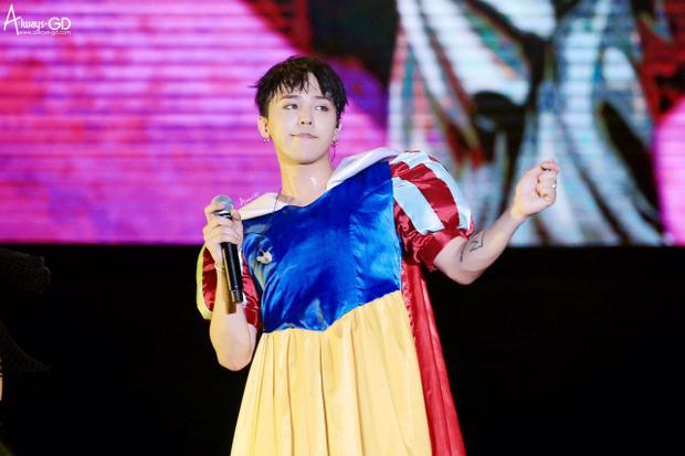 Nàng Bạch Tuyết G-Dragon.