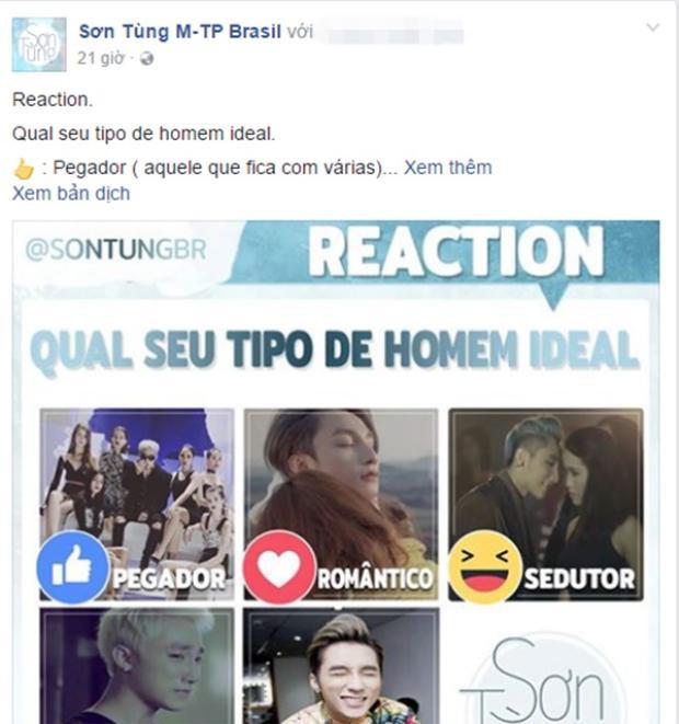 """Mặc dù thần tượng cách xa """"vạn dặm"""" nhưng tình cảm mà các fan quốc tế dành cho Sơn Tùng cũng chẳng kém gì fan Việt."""
